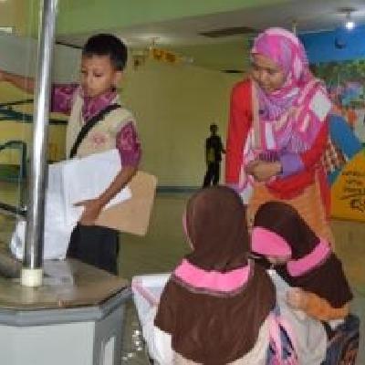 Sekolah Inklusif Berkarakter dan Berbasis Nilai Islam TMII9