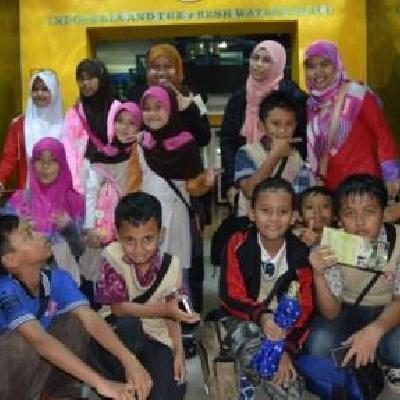 Sekolah Inklusif Berkarakter dan Berbasis Nilai Islam TMII10